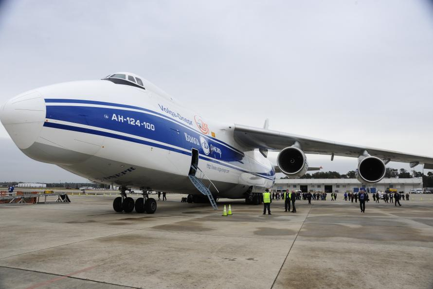 Cargo giant Volga-Dnepr opens Operations Base at Bush Airport to serve customers across North and South America