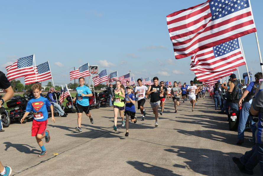 Annual 9/11 Heroes Run at Ellington Airport Now Open for Registration