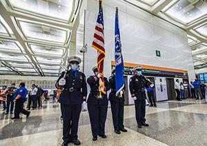 TSA Honor Guard